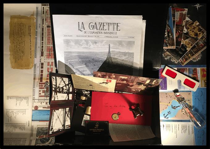 Legacy Escape Box